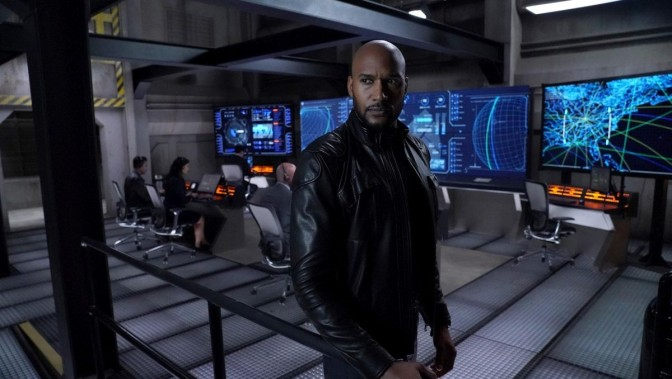 'AGENTS OF SHIELD' : TEMP.6
