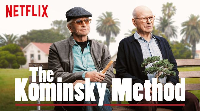 SEGUNDA TEMPORADA PARA 'THE KOMINSKY METHOD'