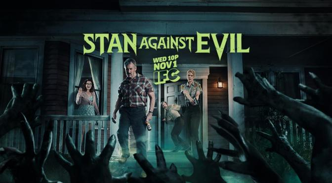 IFC HA CANCELADO SU SERIE 'STAN AGAINST EVIL'