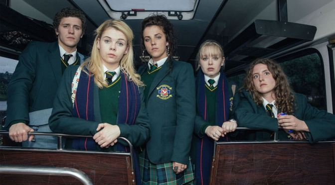TERCERA TEMPORADA PARA 'DERRY GIRLS' EN CHANNEL 4