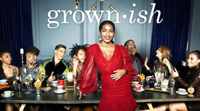 'GROWN-ISH' TENDRÁ UNA CUARTA TEMPORADA