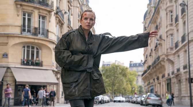 TRAILER : 'KILLING EVE' (TEMPORADA 2)
