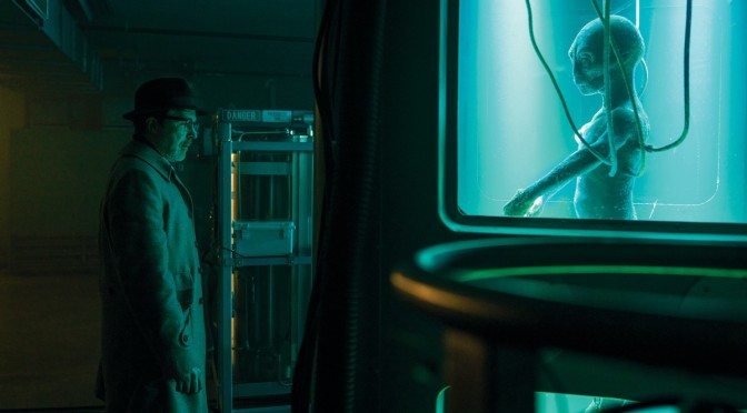 SEGUNDA TEMPORADA PARA 'PROJECT BLUE BOOK'