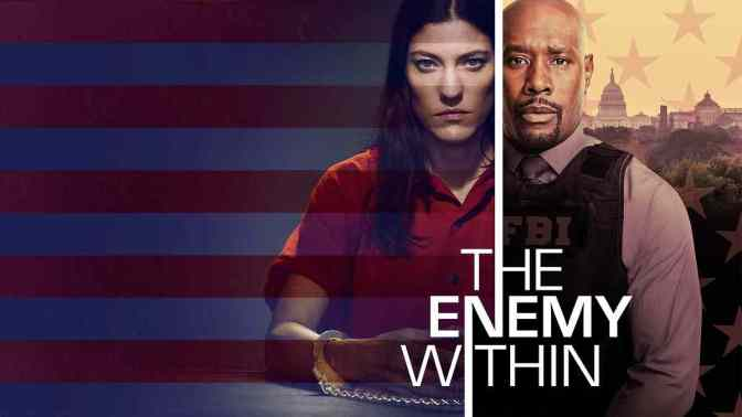 'THE ENEMY WITHIN' : REVIEW