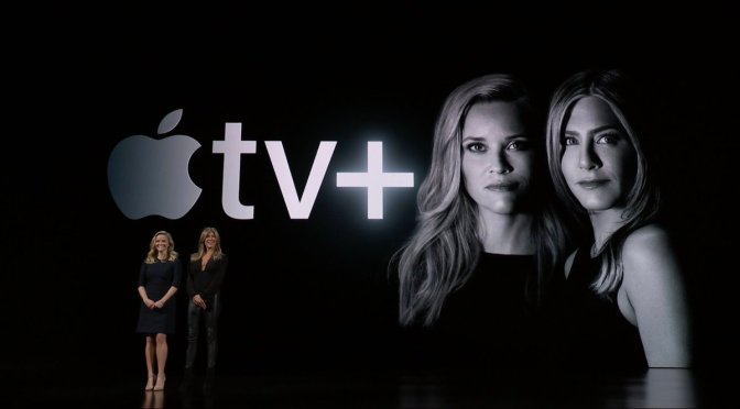 APPLE PRESENTA SU NUEVA Y AMBICIOSA 'APPLE TV+'