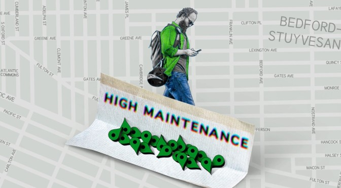 CUARTA TEMPORADA PARA 'HIGH MAINTENANCE'