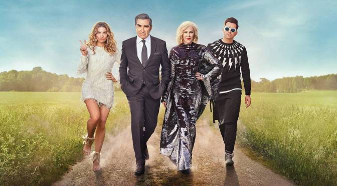 SE ANUNCIA TEMPORADA FINAL PARA 'SCHITT'S CREEK'
