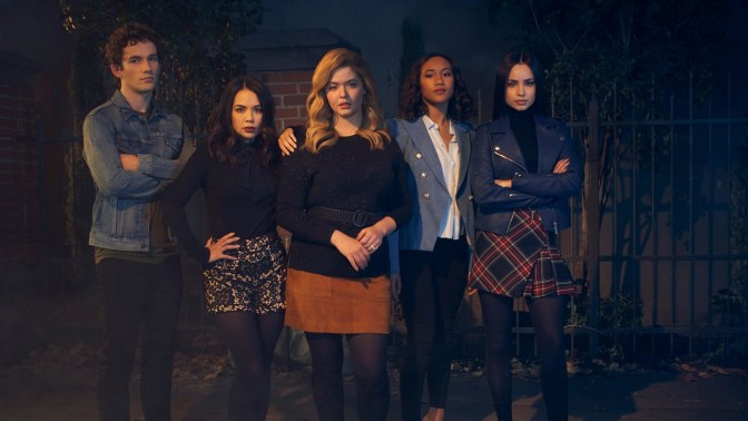 'PLL : THE PERFECTIONISTS' (REVIEW – PREMIERE)