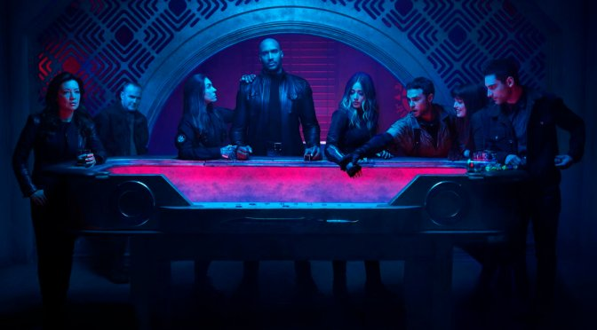 ABC ANUNCIA EL FINAL DE 'AGENTS OF SHIELD'