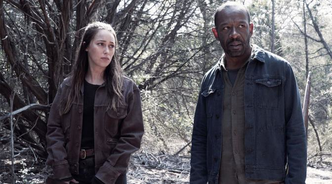 'FEAR THE WALKING DEAD' RENUEVA EN AMC