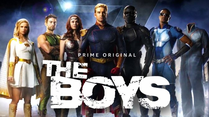 AMAZON ANUNCIA FECHA PARA 'THE BOYS'
