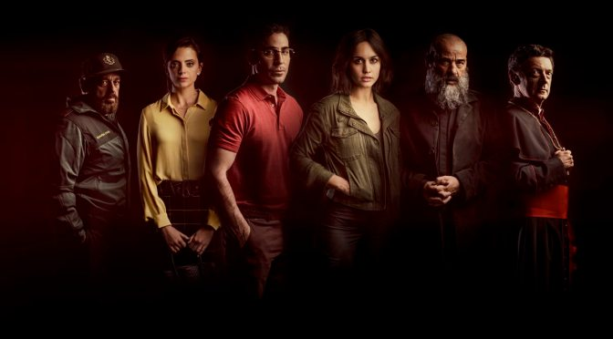 HBO ESPAÑA ANUNCIA EL ELENCO DE '30 MONEDAS'