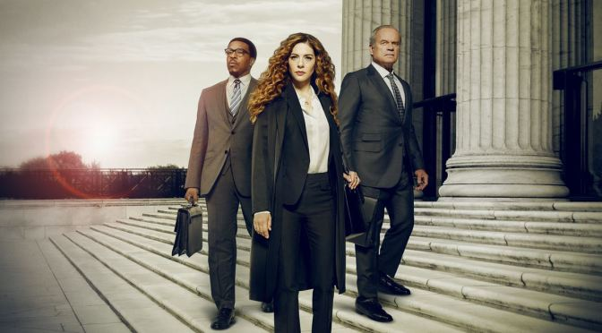 FOX CANCELA SU DRAMA 'PROVEN INNOCENT'