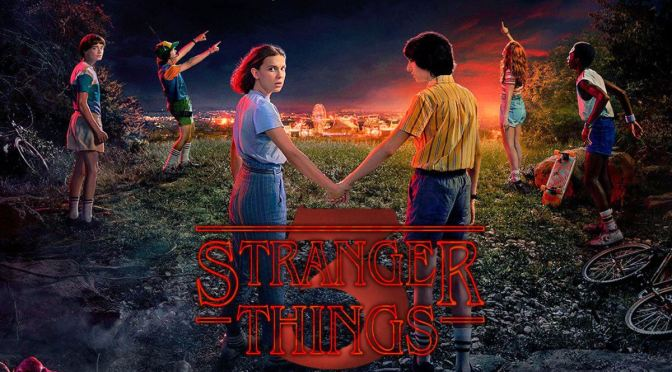 NUEVO TRAILER EXTENDIDO PARA 'STRANGER THINGS 3'