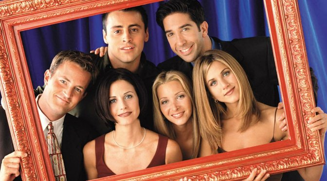 ¡'FRIENDS' SE MUDA A HBO!
