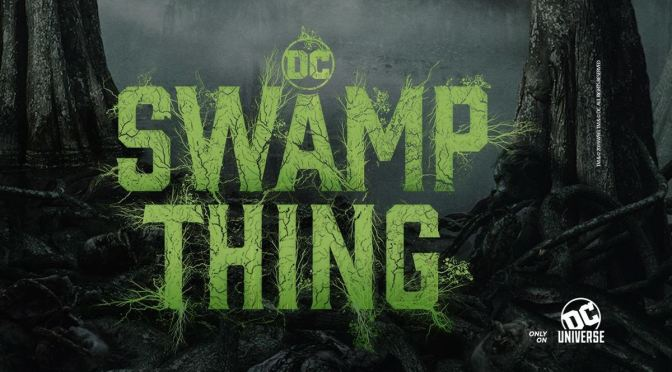 'SWAMP THING' : CANCELADA