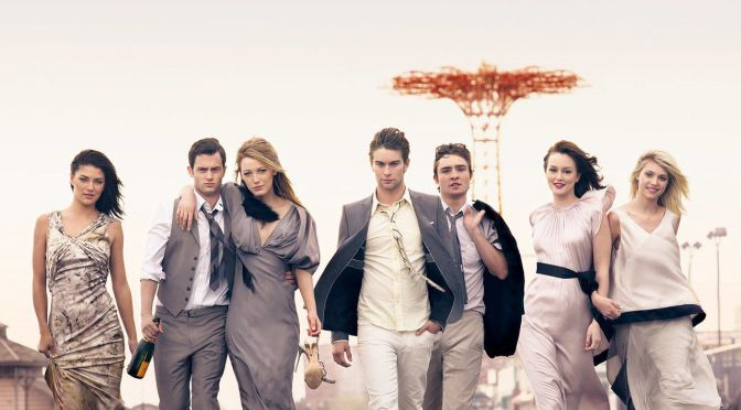 WARNER MEDIA ENCARGA UN REBOOT DE 'GOSSIP GIRL'