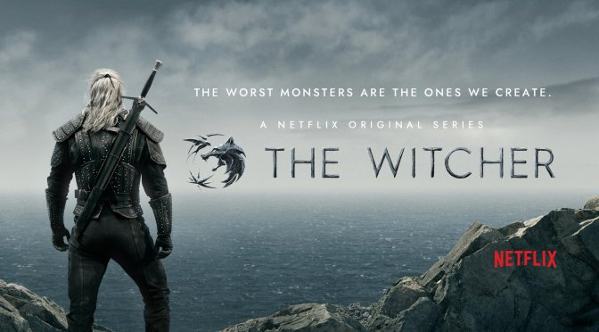 TRAILER : 'THE WITCHER'