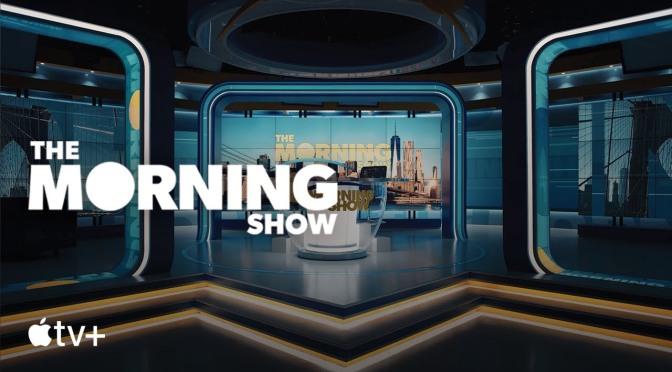 NUEVO TRAILER EXTENDIDO PARA 'THE MORNING SHOW'