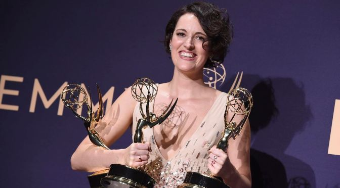 PHOEBE WALLER-BRIDGE FIRMA POR AMAZON PRIME