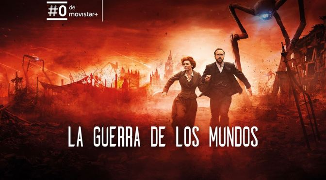 'THE WAR OF THE WORLDS' SE PODRÁ VER EN MOVISTAR