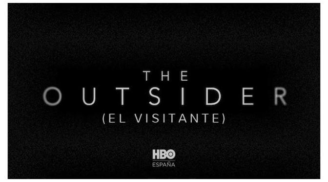 HBO ANUNCIA FECHA PARA 'THE OUTSIDER'