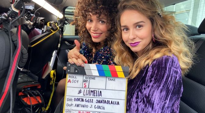 '#LUIMELIA' TENDRÁ SERIE PROPIA EN ATRESPLAYER