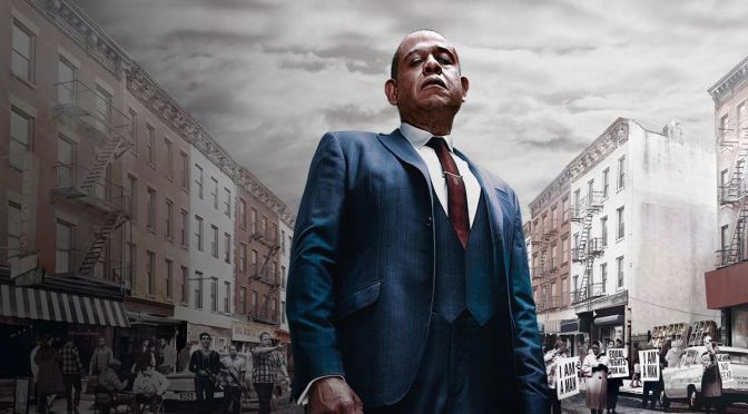 'GODFATHER OF HARLEM' RENUEVA EN EPIX