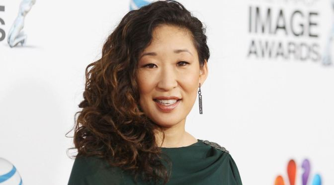 SANDRA OH ENCABEZARÁ 'THE CHAIR' EN NETFLIX