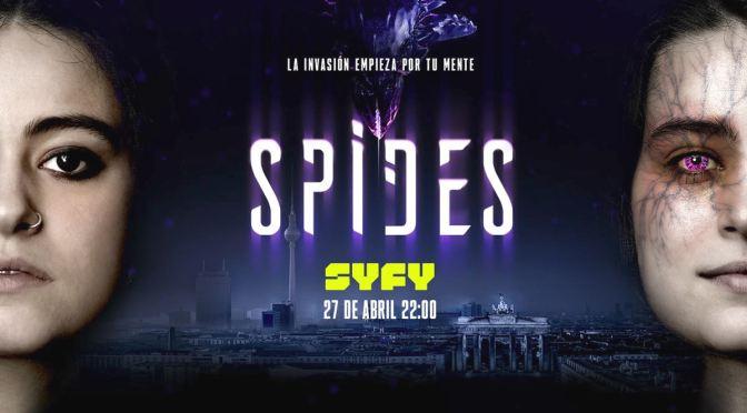 SYFY ESPAÑA ANUNCIA EL ESTRENO DE 'SPIDES'