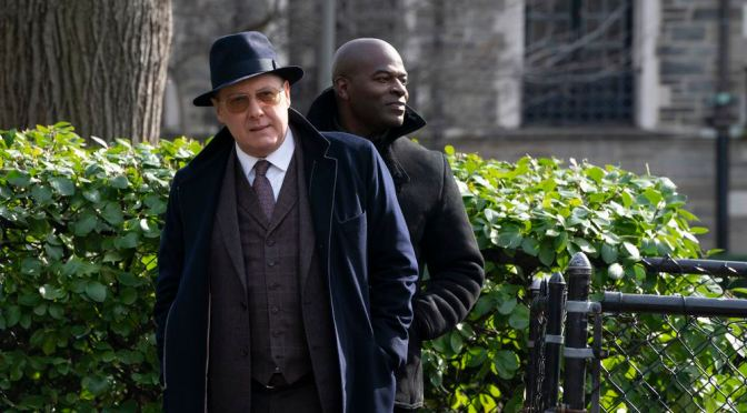 MOVISTAR ANUNCIA EL REGRESO DE 'THE BLACKLIST'