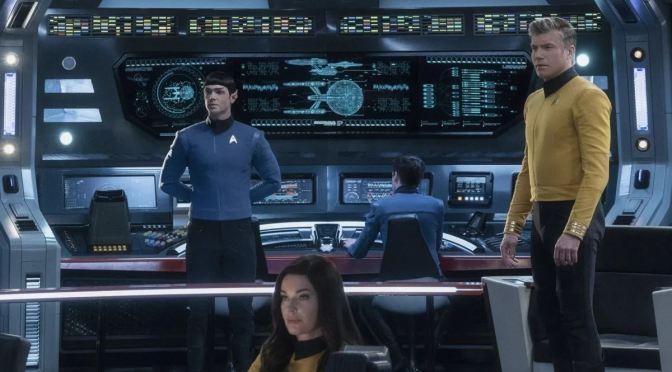 CBS ALL ACCESS ANUNCIA UNA NUEVA SERIE 'STAR TREK'