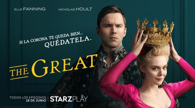 'THE GREAT' RENUEVA PARA UNA SEGUNDA TEMPORADA