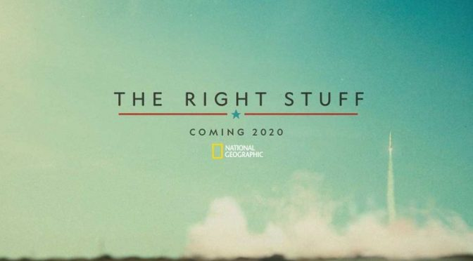 'THE RIGHT STUFF' SE MUDA DE NATGEO A DISNEY+