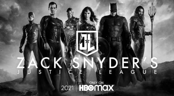 HBO MAX CONFIRMA EL 'SNYDER CUT' PARA 2021
