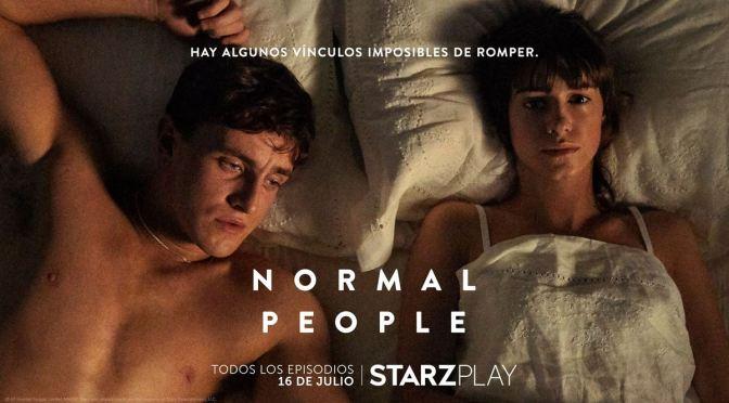 'NORMAL PEOPLE' YA TIENE FECHA EN STARZPLAY