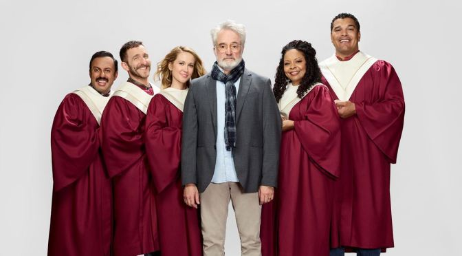 NBC CANCELA SU COMEDIA 'PERFECT HARMONY'