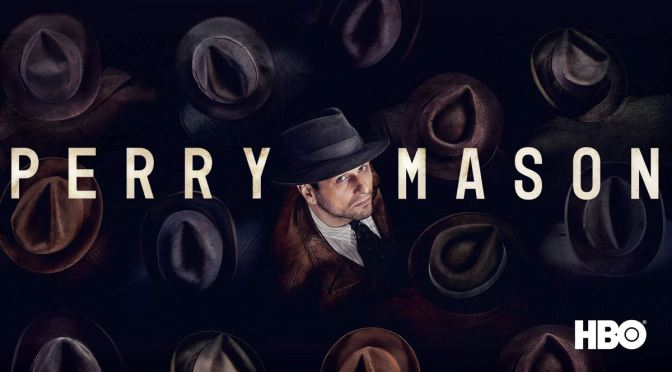 'PERRY MASON' : REVIEW