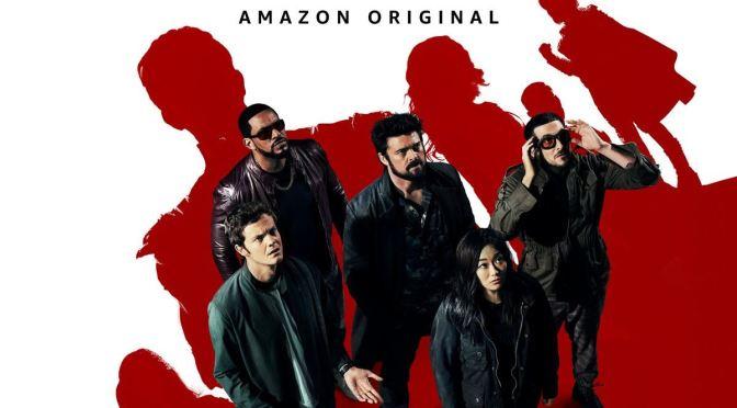 AMAZON PONE FECHA A LO NUEVO DE 'THE BOYS'