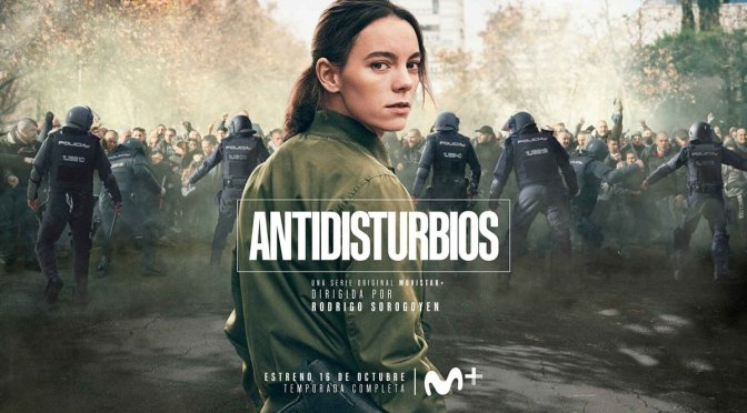'ANTIDISTURBIOS': REVIEW