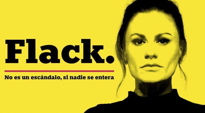 LA SEGUNDA TEMPORADA DE 'FLACK' LLEGA A COSMO