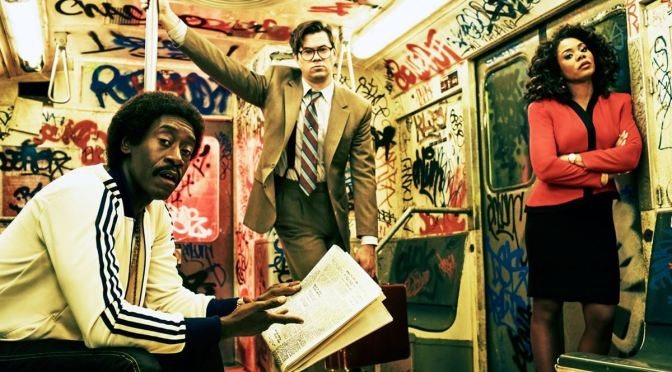 'BLACK MONDAY' TENDRÁ UNA TERCERA TEMPORADA