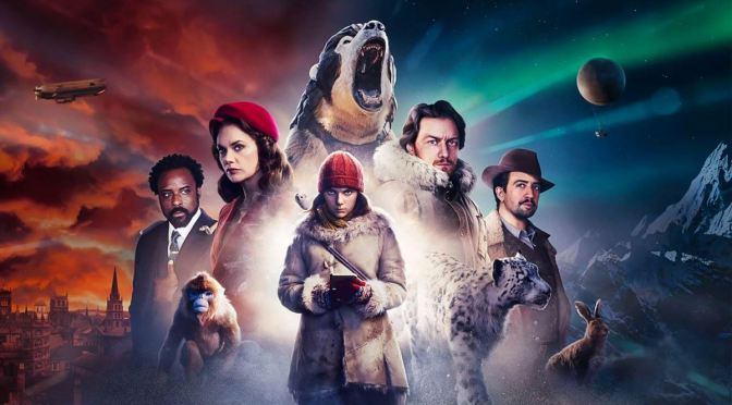 'HIS DARK MATERIALS' RENOVADA EN HBO/BBC