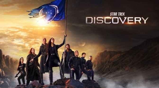 'STAR TREK: DISCOVERY' REGRESA EN NOVIEMBRE