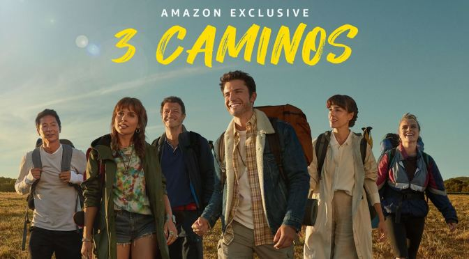 AMAZON ANUNCIA FECHA PARA '3 CAMINOS'