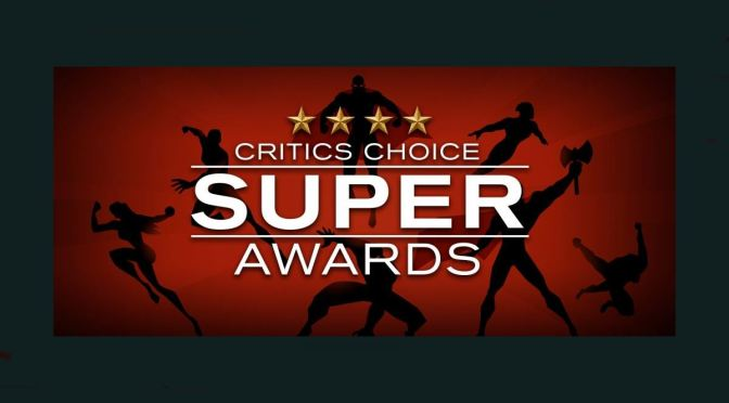 'CRITICS CHOICE SUPER AWARDS': NOMINADOS