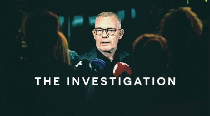 'THE INVESTIGATION' LLEGA A MOVISTAR+