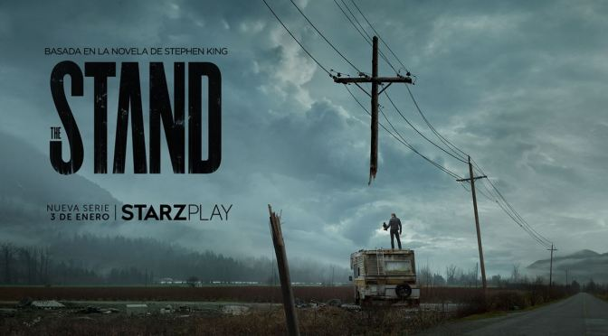 STARZPLAY ADQUIERE LA MINISERIE 'THE STAND'