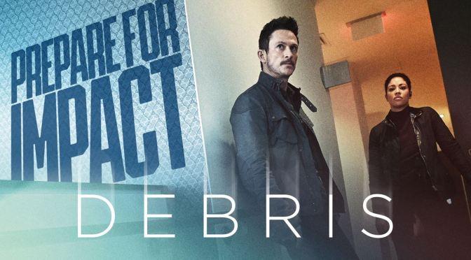 NBC ANUNCIA FECHA PARA SU NUEVA SERIE 'DEBRIS'