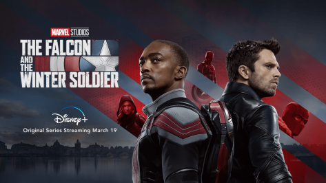 FALCON AND THE WINTER SOLDIER (DISNEY+)